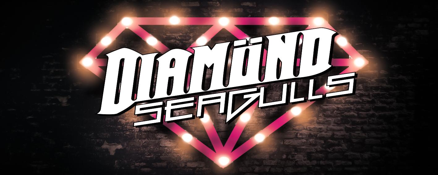 Diamond Seagulls Logo Broadway