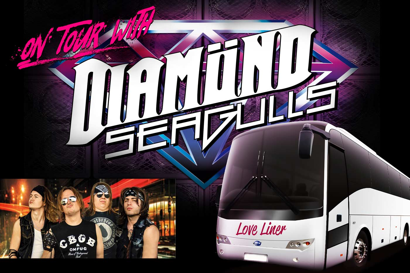 Diamond-Seagulls-Love-Liner-Bus-Band